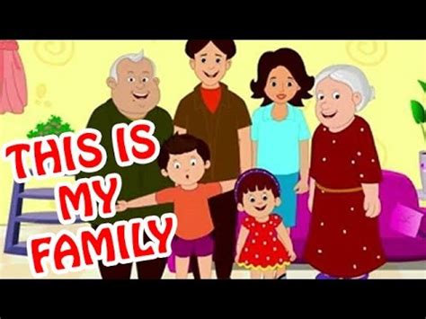 My Family- 10 Lines Essay, Speech in English, Hindi मेर